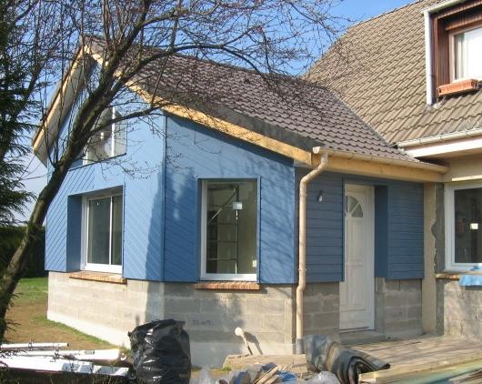 Extension maison for Extension maison 95